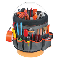 Ergodyne 13763 Arsenal® 5863 35-Pocket Bucket Organizer