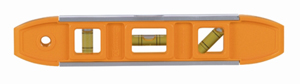 "Johnson Level 1405-0900 9"" Aluminum Torpedo Level"