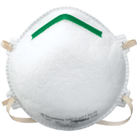 Sperian 14110387 SAF-T-FIT® Plus N95 Respirators, S, 20/Box