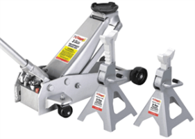 OTC 1500A 3-Ton Jack Pack Set