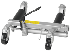 OTC 1580 1500 lb. Easy Roller, Vechicle Position System