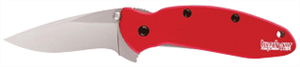 Kershaw Knives 1620RD Scallion Knife - Red