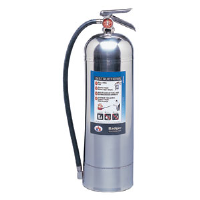 Badger 16888 2-1/2 gal Water Extinguisher w/Wall Hook