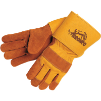 MCR Safety 1690 Bronco® Full Feature Gunn Pattern, Gauntlet Cuff Gloves,(Dz.)