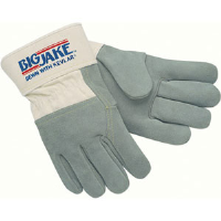MCR Safety 1713 Big Jake® Gloves, 3/4 Leather Back