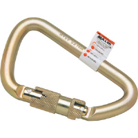 "Sperian 17D-1 Miller Carabiners, 1"" Gate Opening"