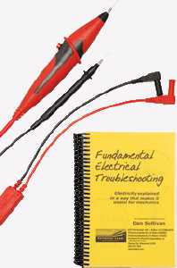 Electronic Specialties 181 LOADpro Dynamic Test Leads & Troubleshooting Book