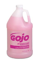Gojo 1827-04 Lotion Cream Hand Soap, 1 Gal, 4/Cs.