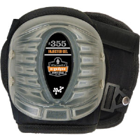 Ergodyne 18355 ProFlex® 355 Short Cap Injected Gel Knee Pads