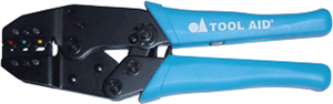 S & G Tool Aid 18900 RATCHETING TERMINAL CRIMPER