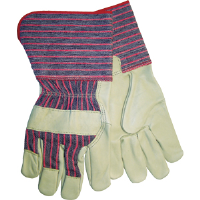 MCR Safety 1933L Select Standard Grade Grain Gloves,(Dz.)