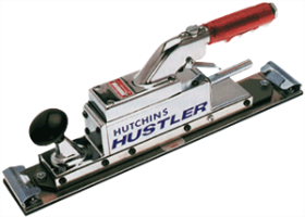 Hutchins 2000 Hustler Straightline Reciprocal Air Sander