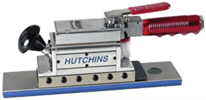Hutchins 2011 Hustler II Mid-Length Straightline Air Sander