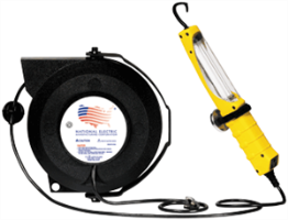National Electric 20150 X-1 13W Light, 50' Cord
