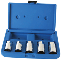Assenmacher Specialty Tools 202 - 5 Pc. Stud Remover/Installer Set