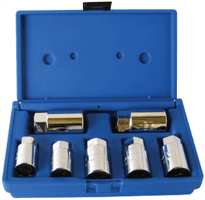 Assenmacher Specialty Tools 203 - 7 Pc. Stud Remover/Installer Set