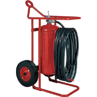 Badger 20653 125 lb ABC, Stored Pressure, Wheeled
