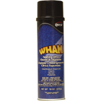 Quest Chemical 207 Wham Foaming Citrus Cleaner/Degreaser, 20oz, 12/Cs.