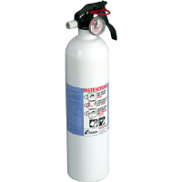 Kidde 21005753 2-3/4 lb BC Single-Use MP Kitchen Extinguisher w/Wall Hook