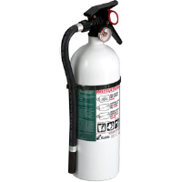 Kidde 21005771 4 lb ABC Single Use Living Area Extinguisher w/Wall Hook
