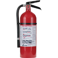 Kidde 21005779 4 lb ABC MP Pro 210 Consumer Extinguisher w/Wall Hook
