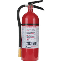 Kidde 21005782 5 lb ABC MP Pro 340 Consumer Extinguisher w/Wall Hook