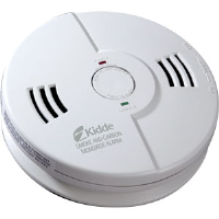Kidde 21006377 Carbon Monoxide/Smoke Combo Alarm (AC/DC) Interconnectable