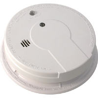 Kidde 21006378 120V AC Ionization Smoke Alarm w/ Battery Backup