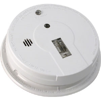 Kidde 21006379 Interconnect Ionization Smoke Alarm w/Exit Light