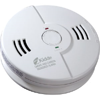 Kidde 21006974 (6 Pack) DC Combo CO Alarm