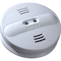 Kidde 21007915 Ionization/Photoelectric Smoke Alarm (AC/DC)