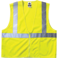 Ergodyne 21055 GloWear® 8210Z Class 2 Economy Safety Vest, L/XL