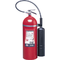 Badger 21096 20 lb CO2 Fire Extinguisher w/Wall Hook