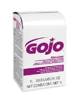 Gojo 2117-08 Deluxe Lotion Soap w/ Moisturizers, 1000ml NXT, 8/Cs.