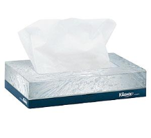 Kimberly Clark 21195 Kleenex® Junior Facial Tissue, 48/Cs.