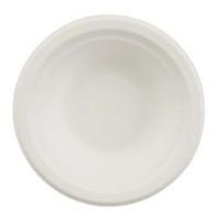 Chinet 21230 Classic White Paper Bowls, 12 Oz, 125 Pack