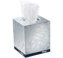 Kimberly Clark 21270 Kleenex® Boutique Facial Tissue, Cube Box, 36/Cs.