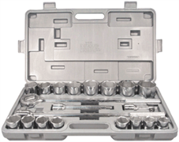 "Astro Pneumatic 2134 21 Pc. 3/4"" Square Drive Socket Set"