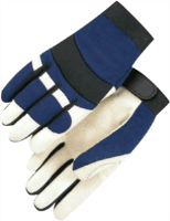 Majestic Glove 2152T/10 Pigskin Lined, Large