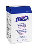 Gojo 2156-08 Purell® NXT™ Instant Hand Sanitizer, 1000ml, 8/Cs.