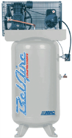 IMC/BelAire 218V 5 HP Two Stage Electric Air Compressor, 80 Gal.