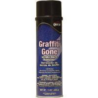 Quest Chemical 221 Graffiti Gone Vandalism Mark Remover, 20oz, 12/Cs
