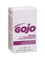 Gojo 2217-04 Deluxe Lotion Soap w/ Moisturizers, 2000ml NXT, 4/Cs.