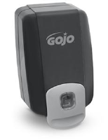 Gojo 2235-08 NXT® Maximum Capacity™ 2000ml Dispenser - Black