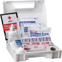 First Aid Only 223-AN 25-Person, 105-Pc. Bulk Kit, (Plastic)