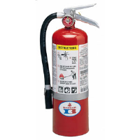 Badger 22486 5 lb ABC Standard Line Extinguisher w/Vehicle Bracket