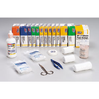 First Aid Only 225-REFILL196-Piece Refill for 225U and 226U