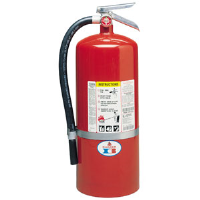 Badger 22682 20 lb ABC Standard Line Extinguisher w/Wall Hook