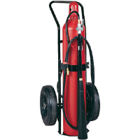 Badger 22724 50 lb CO2, Self-Expelling, Wheeled