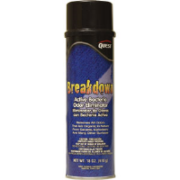 Quest Chemical 229 Breakdown Active Bacteria/Odor Eliminator, 20oz, 12/Cs.